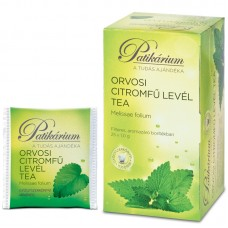 PATIKARIUM CITROMFULEVEL TEA 25X 1G