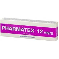 PHARMATEX 12MG/G HUVELYKREM 72 G