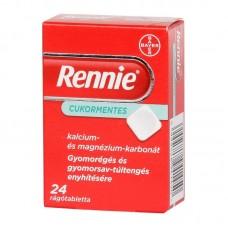 RENNIE CUKORMENTES RAGOTABL. 24X