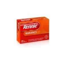 RENNIE NARANCS RAGOTABL. 36X