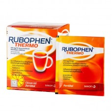 RUBOPHEN THERMO 650MG/10MG GRAN.BELS.OLD. 12X