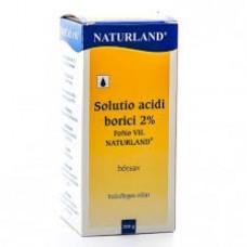 SOLUTIO ACIDI BORICI 2% 200G /NATURL./ FONO VII