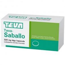 TEVA-SABALLO 320MG LAGY KAPSZ. 30X