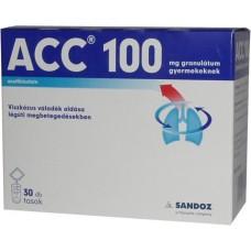 ACC 100 GRANULATUM GYERMEKEKNEK 30X3G