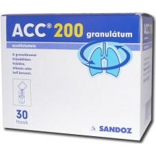 ACC 200 GRANULATUM 30X3G