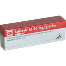 ACICLOVIR AL 50MG/G KREM 2 G