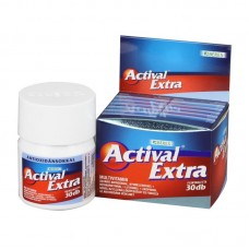 ACTIVAL EXTRA FILMTABL. 30X