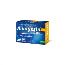 ANALGESIN DOLO 220MG FILMTABL. 20X