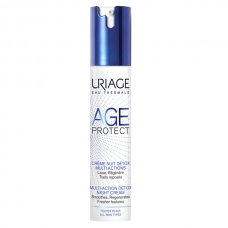 URIAGE AGE PROTECT DETOX EJSZ.RANCT.KREM 40ML