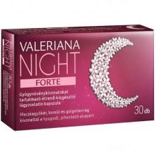 VALERIANA NIGHT FORTE ETRKIEG.KAPSZ. 30X