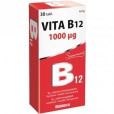 VITABALANS VITA B12 1000MCG TABL. 30X