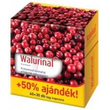 WALMARK WALURINAL ARANYVESSZOVEL KAPSZ. 60+30X