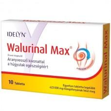 WALMARK WALURINAL MAX 36MG TABL. 10X